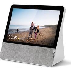 50 Pcs - Lenovo ZA5K0007CA Smart Display 7 Inch 2GB RAM 4GB Storage Blizzard White - Lenovo Certified Refurbished