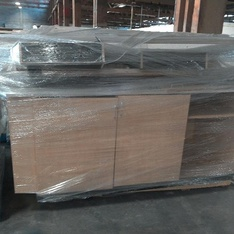 24 Pallets - 61 Pcs - Store Displays - Used