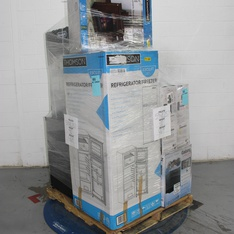 Pallet - 10 Pcs - Heaters, Bar Refrigerators & Water Coolers, Air Conditioners, Refrigerators - Customer Returns - ChimneyFree, Primo Water, Mainstay's