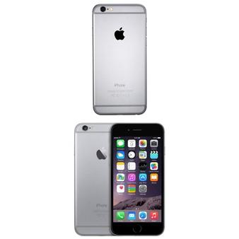 5 Pcs – Apple iPhone 6 – Refurbished (GRADE C – Unlocked) – Models: MG4W2LL/ARW, MG632LL/A