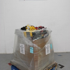 3 Pallets - 127 Pcs - Power, Lamps, Parts & Accessories, Other, In Ear Headphones - Customer Returns - Stanley, One For All, Blackweb, Jabra