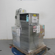 Pallet - 6 Pcs - Bar Refrigerators & Water Coolers, Air Conditioners - Customer Returns - Galanz
