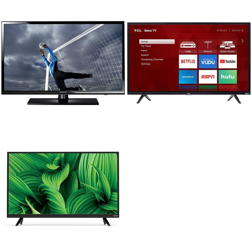 3 Pcs - LED/LCD TVs (28