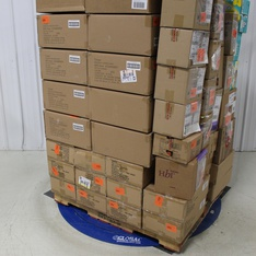 Pallet - 533 Pcs - Health & Safety, Diapers & Wipes, Nursing & Feeding Supplies - Brand New - Retail Ready - Cloud Island, Johnson's, i play, Lassig