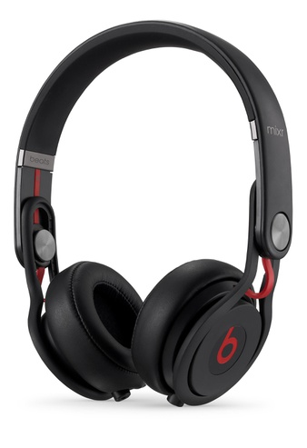 10 Pcs – Apple Beats Mixr Black Wired Over Ear Headphones H9480VC/A – Refurbished (GRADE A)