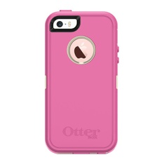 26 Pcs - OtterBox 77-55015 DEFENDER SERIES for iPhone 5/5s/SE, BERRIES N CREAM - New, Like New, Open Box Like New - Retail Ready