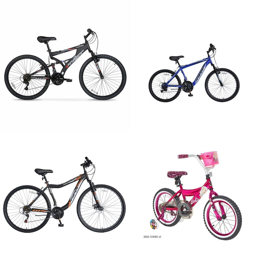 Pallet - 8 Pcs - Cycling & Bicycles - Customer Returns - Hyper Bicycles, PJ  Masks, Dynacraft, IMPORT-HUFFY BICYCLE COMPANY