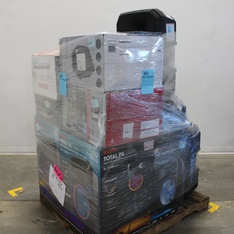 6 Pallets - 300 Pcs - Speakers, Portable Speakers, Accessories, Stereos - Customer Returns - Pioneer, Blackweb, Ion, Sony