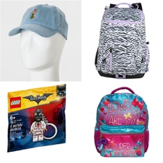 Pallet - 836 Pcs - Backpacks, Bags, Wallets & Accessories, Girls, Boys, T-Shirts, Polos, Sweaters - Customer Returns - Goodfellow & Co, A New Day, Cat & Jack, Embark