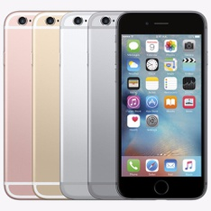 12 Pcs – Apple iPhone 6S 16GB – Unlocked – Certified Refurbished (GRADE A)