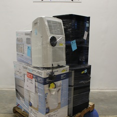 Pallet - 8 Pcs - Bar Refrigerators & Water Coolers, Air Conditioners, Refrigerators - Customer Returns - Galanz, Igloo