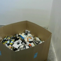 Pallet - 401 Pcs - Other, Cases, Sony, Accessories - Customer Returns - Blackweb, OtterBox, Anker, Eggtronic