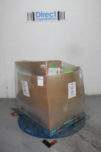 CLEARANCE! Pallet – 462 Pcs – General Merchandise – Customer Returns