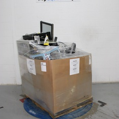 Pallet - 10 Pcs - Air Conditioners, Vacuums, Other - Customer Returns - Bissell, ARCADE1up, HAIER