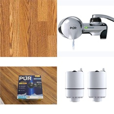3 Pallets – 294 Pcs – Kitchen & Dining, Hardware, Smoke Alarms & CO Detectors, Floor Care – Customer Returns – Kidde, PUR, Kaz, Select Surfaces