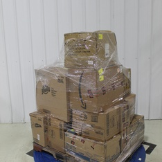 Pallet - 16 Pcs - Cleaning Supplies - Customer Returns - Cottonelle, Bounty, Monk, Brawny