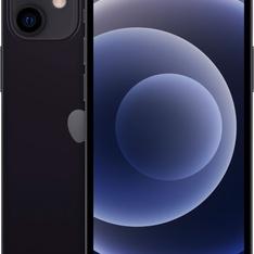 Apple iPhone 12 Mini 64GB Black LTE Cellular 3H470LL/A - Unlocked - Certified Refurbished