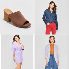 250 Pcs - Underwear, Intimates, Sleepwear & Socks, T-Shirts, Polos, Sweaters & Cardigans - New - Retail Ready - Universal Thread, Xhilaration, A New Day, Jurassic Park