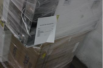Pallet – 7 Pcs – Pressure Washers, Bar Refrigerators & Water Coolers – Customer Returns – Powerstroke, Tramontina