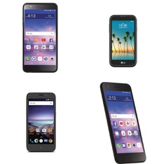 CLEARANCE! 100 Pcs - Mobile & Smartphones - Refurbished (BRAND NEW, GRADE A, GRADE B, GRADE C - Not Activated) - LG, ZTE, ALCATEL, Samsung