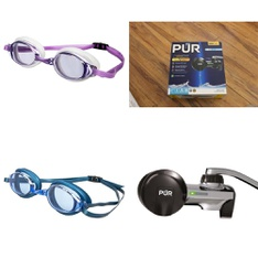 Pallet – 230 Pcs – Hardware, Boats & Water Sports, Kitchen & Dining – Customer Returns – Kaz, Dolfino, PUR, Kidde
