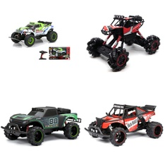 12 Pallets – 275 Pcs – Vehicles, Trains & RC, Vehicles, Not Powered, Action Figures – Customer Returns – New Bright, Huffy, Adventure Force, Jetson
