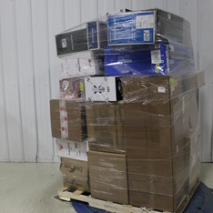 Pallet - 29 Pcs - Speakers, Drones & Quadcopters Vehicles, Slow Cookers, Roasters, Rice Cookers & Steamers - Tested NOT WORKING - Samsung, Protocol, LG, Onn