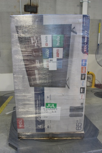 3 Pallets – 25 Pcs – TVs – Tested NOT WORKING (Cracked Display) – TCL, LG, VIZIO, Samsung