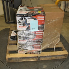 Pallet - 18 Pcs - Car Stereos, Amps & Speakers - Customer Returns - Power Acoustik, Type S, Classic Accessories Inc. - Sports, Funnel King