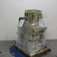 Pallet - 9 Pcs - Pressure Washers - Customer Returns - HyperTough