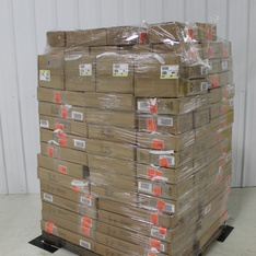 Pallet - 874 Pcs - Underwear & Socks - Brand New - Retail Ready - Goodfellow & Co