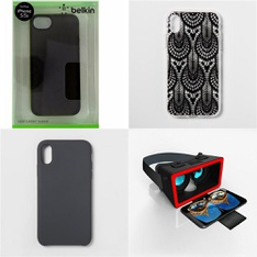 300 Pcs - Electronics & Accessories - Used, Like New, Open Box Like New, New Damaged Box - Retail Ready - Heyday, OtterBox, Speck, CASE-MATE
