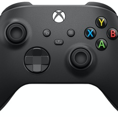 Microsoft QAT-00001 Controller for Xbox One, Series X, S - Carbon Black - Refurbished