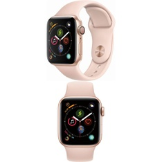 5 Pcs – Apple Watch – Series 4 – 40MM – Refurbished (GRADE A) – Models: 3E061LL/A, MU682LL/A