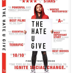 20th Century Fox The Hate U Give Blu-ray - Brand New