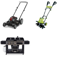 Pallet – 6 Pcs – Mowers – Customer Returns – Murray