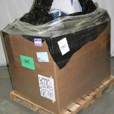 3 Pallets - 182 Pcs - Other, Keyboards & Mice, Covers, Mattress Pads & Toppers, In Ear Headphones - Customer Returns - Logitech, Onn, onn., Mainstays