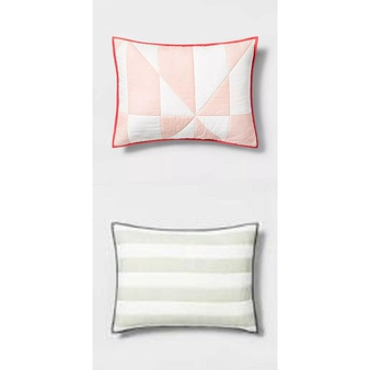 54 Pcs – Pillows, Covers & Mattress Toppers – New – Retail Ready – Hearth & Hand with Magnolia