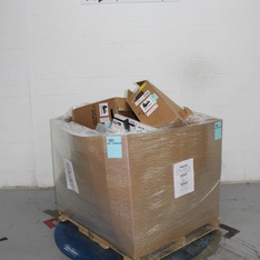 Pallet - 121 Pcs - Accessories, Drones & Quadcopters Vehicles, Monitors, Other - Customer Returns - Onn, Propel, HP, SkyRover
