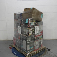 Pallet - 11 Pcs - Vehicles, Trains & RC, Heaters - Tested NOT WORKING - New Bright, Dyna-Glo, Frigidaire, GE