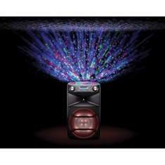 18 Pcs - ION iPA107 Block Party Ultra 120W Karaoke PA with Voice Effects - Refurbished (GRADE A)