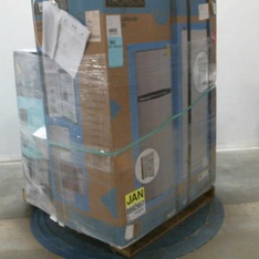 Pallet – 8 Pcs – Bar Refrigerators & Water Coolers, Heaters, Refrigerators, Freezers – Customer Returns – Honeywell, Primo Water