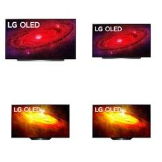 24 Pcs - LED/LCD TVs - Refurbished (GRADE A, GRADE B) - LG, Toshiba