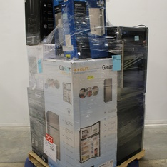 Pallet - 9 Pcs - Bar Refrigerators & Water Coolers, Air Conditioners, Humidifiers / De-Humidifiers, Kitchen & Dining - Customer Returns - Galanz, DeLonghi