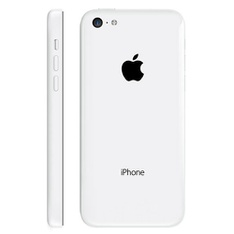 Apple iPhone 5C 16GB White LTE Cellular Boost Mobile ME541LL/A - Unlocked - Brand New