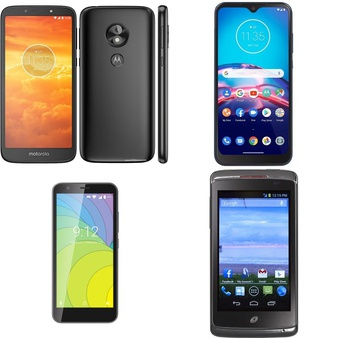 CLEARANCE! 100 Pcs – Cellular Phones – BRAND NEW – Not Activated – Motorola, ALCATEL, AT&T, NUU