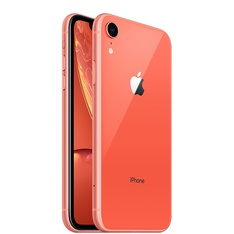 Apple iPhone XR 64GB Coral LTE Cellular Sprint MT4D2LL/A - Unlocked - Refurbished
