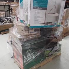 Truckload – 24 Pallets – Home Improvement (Lowe's) – Customer Returns