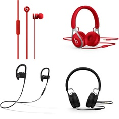 CLEARANCE! 31 Pcs - In Ear Headphones, Over Ear Headphones - Refurbished (GRADE D) - Beats by Dr. Dre, Samsung