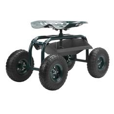 50 Pcs – Member's Mark TC4501B Garden Scooter Black – New – Retail Ready